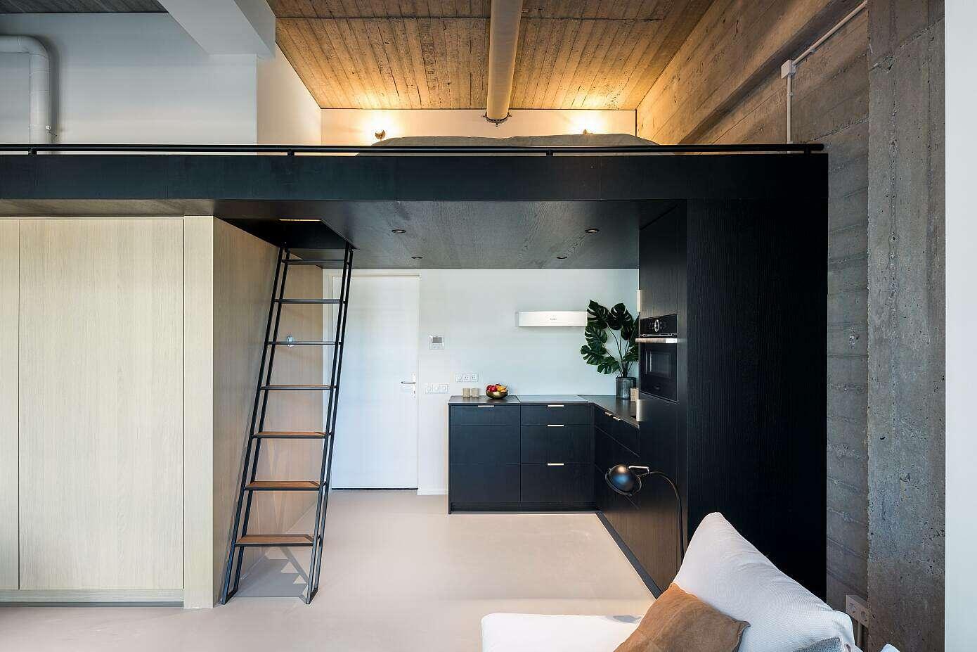 Urban Lofts by Bureau Fraai