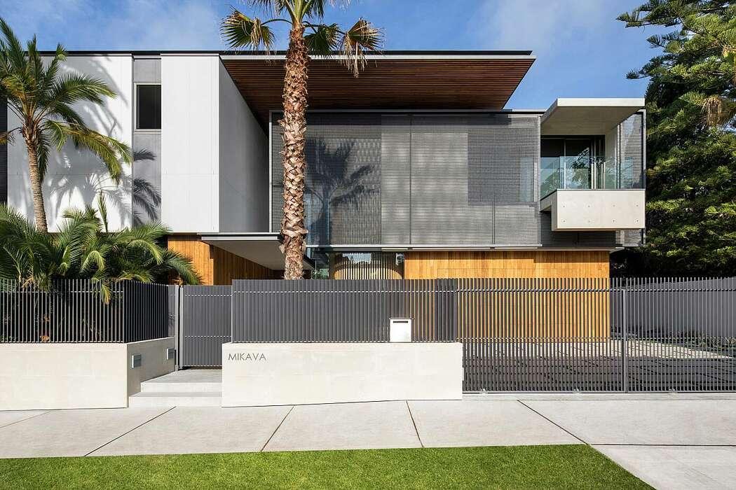 Double Bay Home by SAOTA