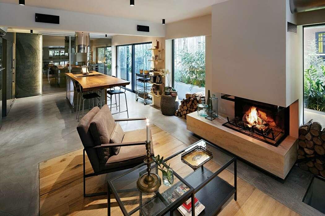 Studio Loft by Yerce Architecture