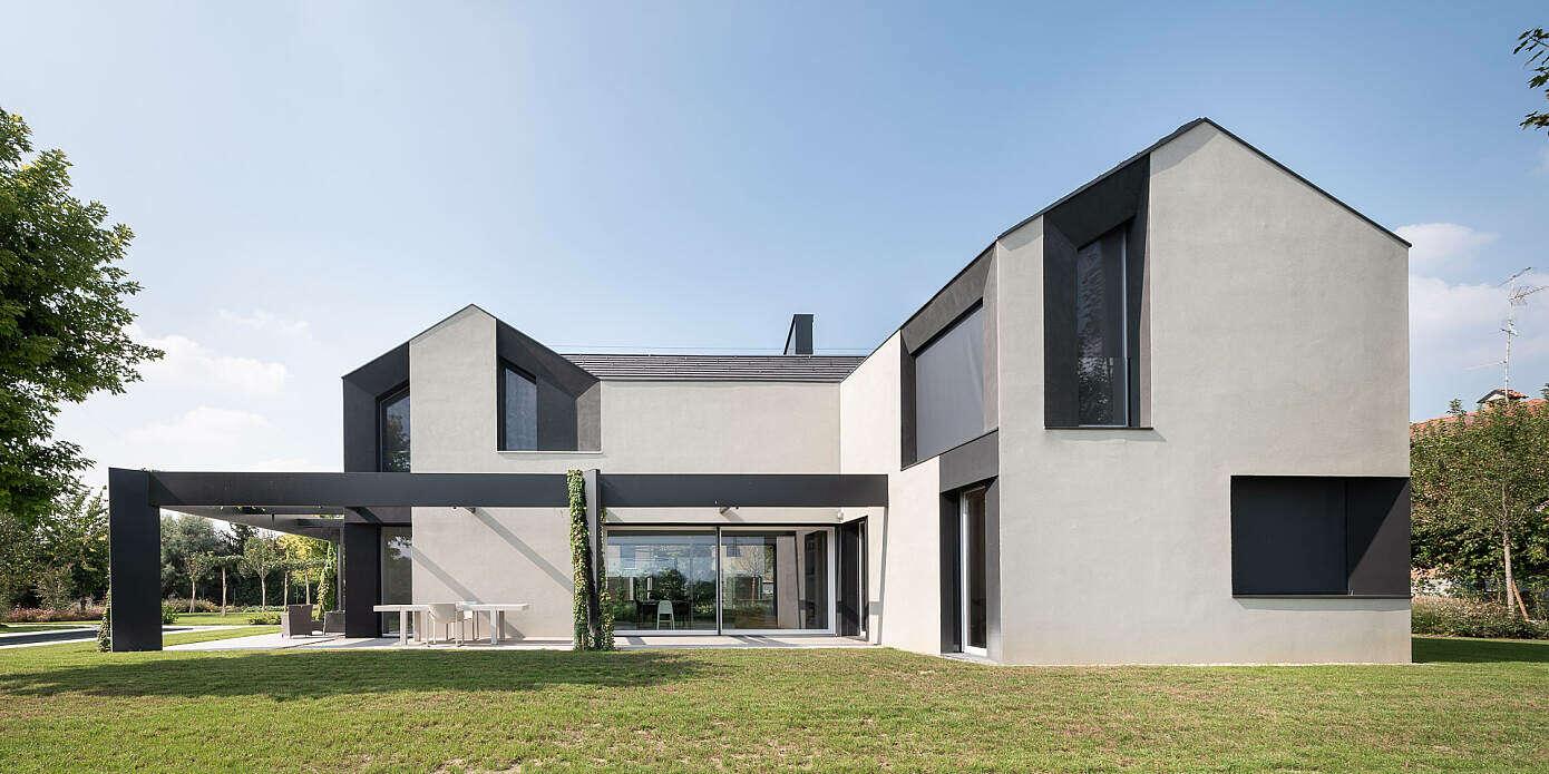 Househut Corticella Rubiera by NAT Office