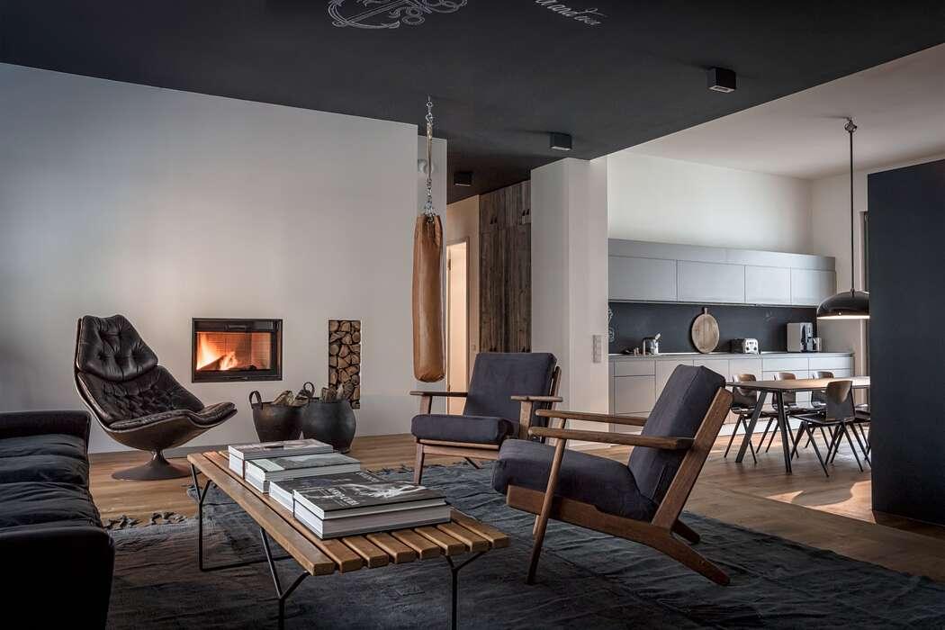 Apartment Berlin Mitte by Annabell Kutucu