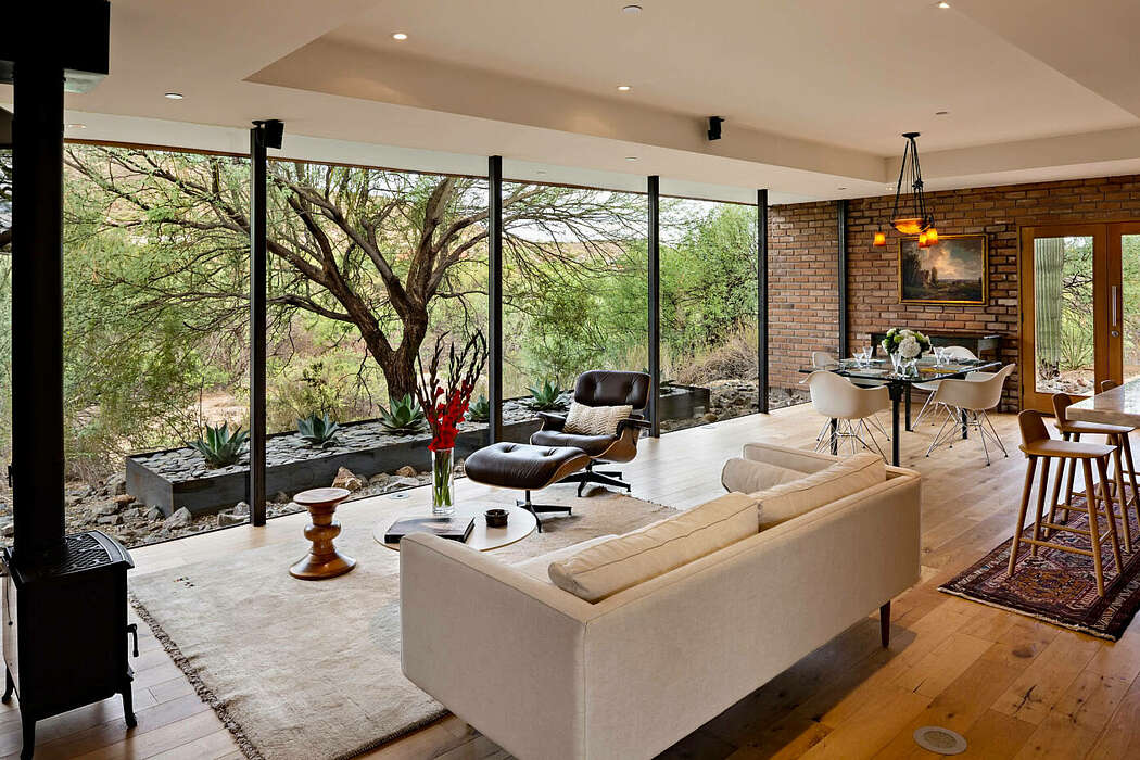 Midcentury House by Greey Pickett