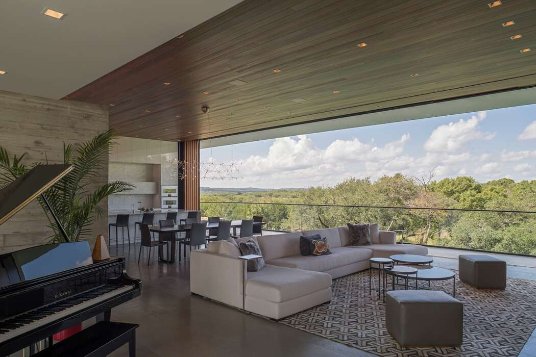 Krause Residence by Jay Corder Architect