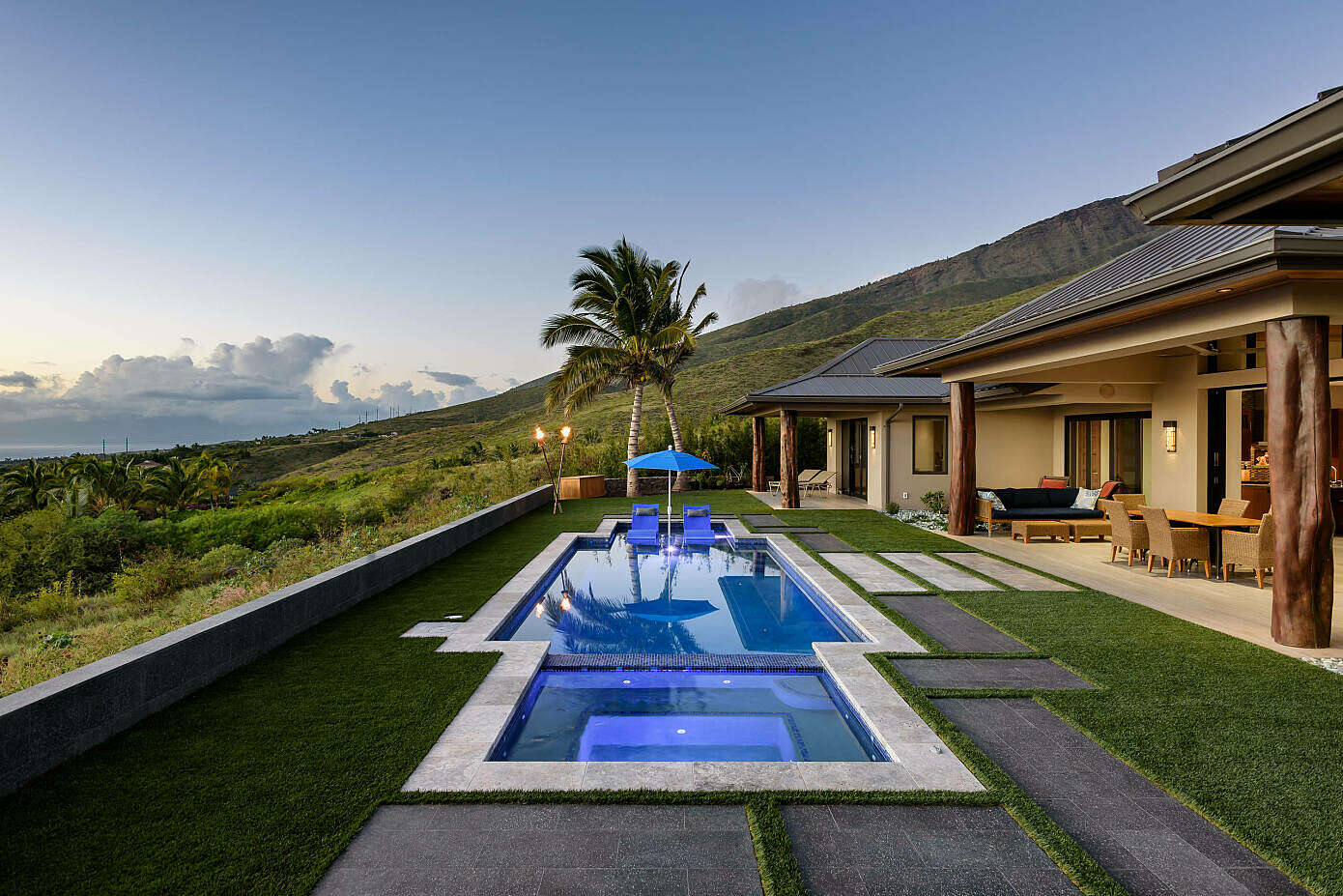 Wailau Place Residence by Imagine-It Builders Corp