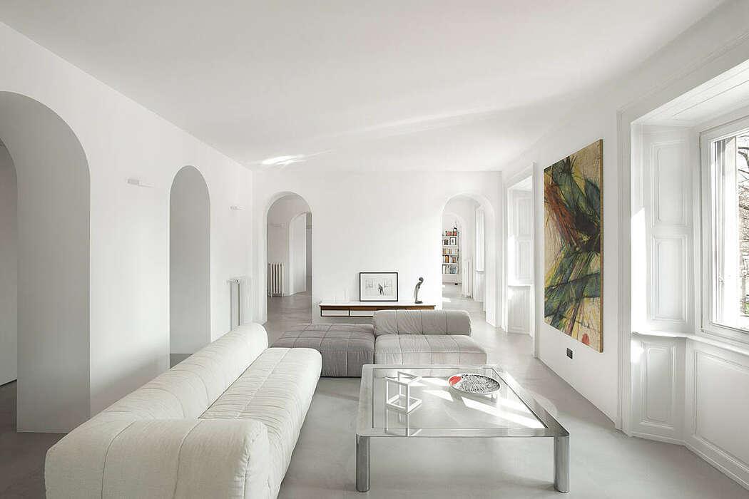 La casa dell'Arco by A2BC