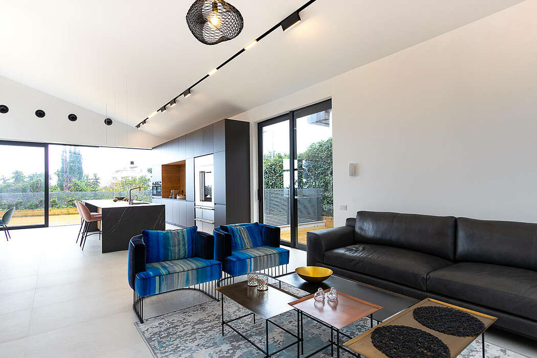 Residence in Haifa by Saab Architects