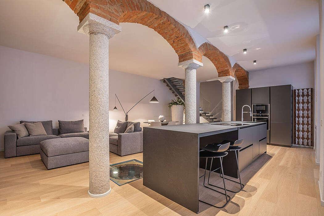Apartment in Cremona by Altadimora