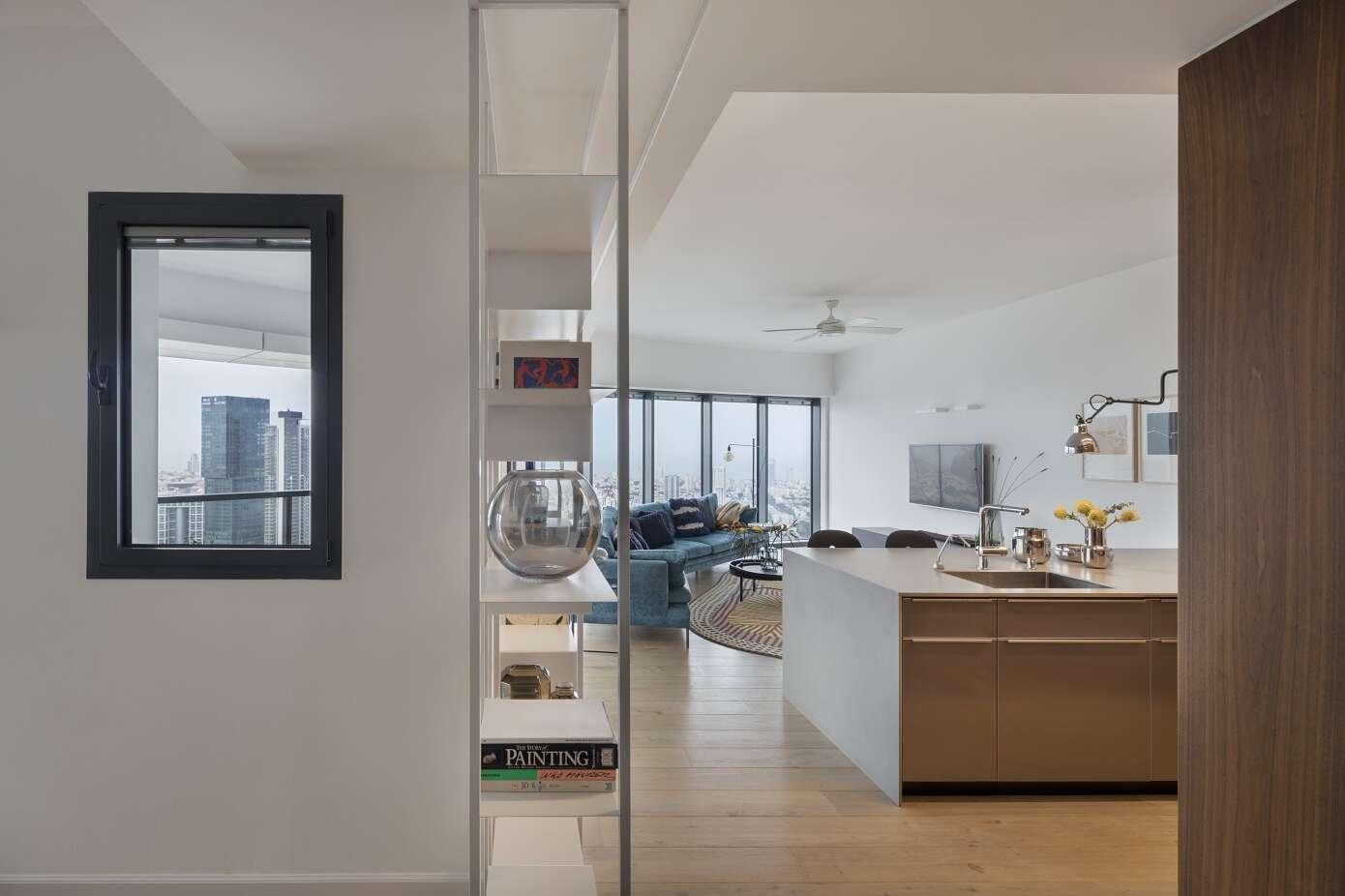 TLV Sky Apartment by Henkin Irit & Shavit Zohar
