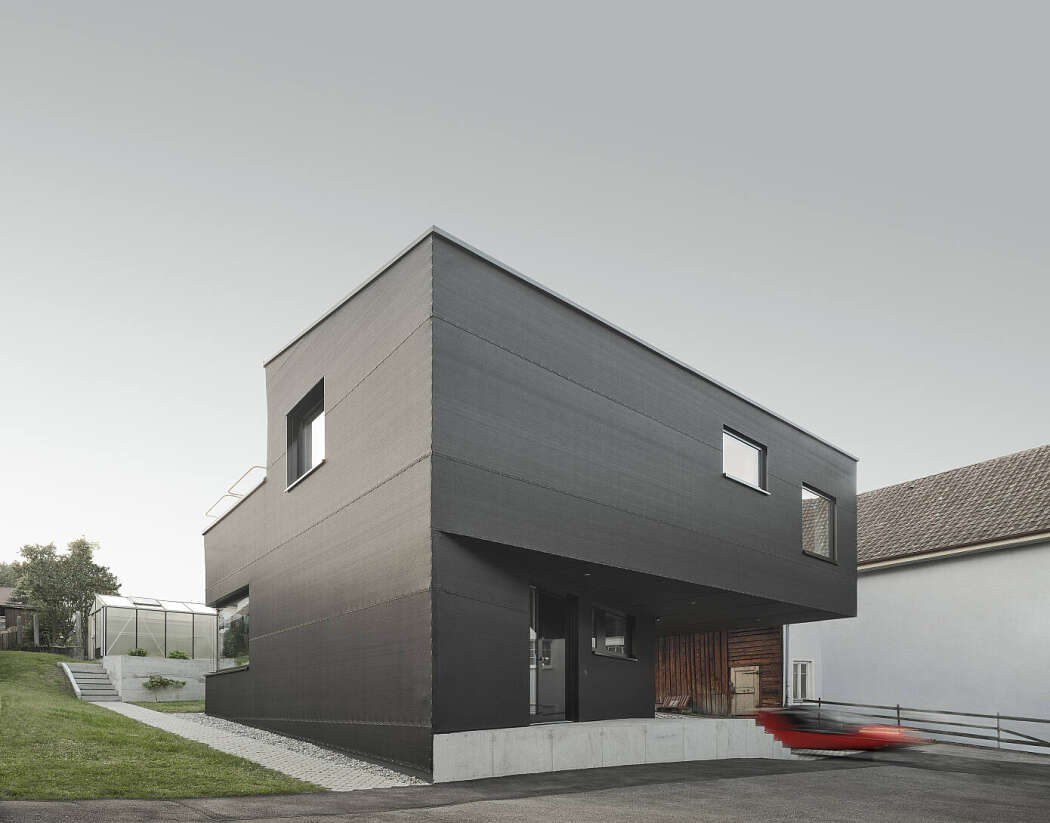 House D by Yonder ? Architektur und Design