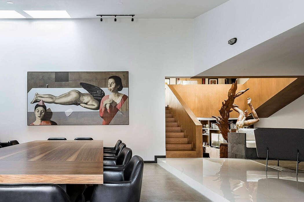 Casa VA by BAC Arquitectura Ciudad