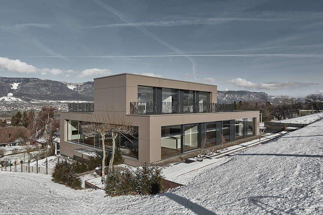 House in Bern by Tormen Architekten