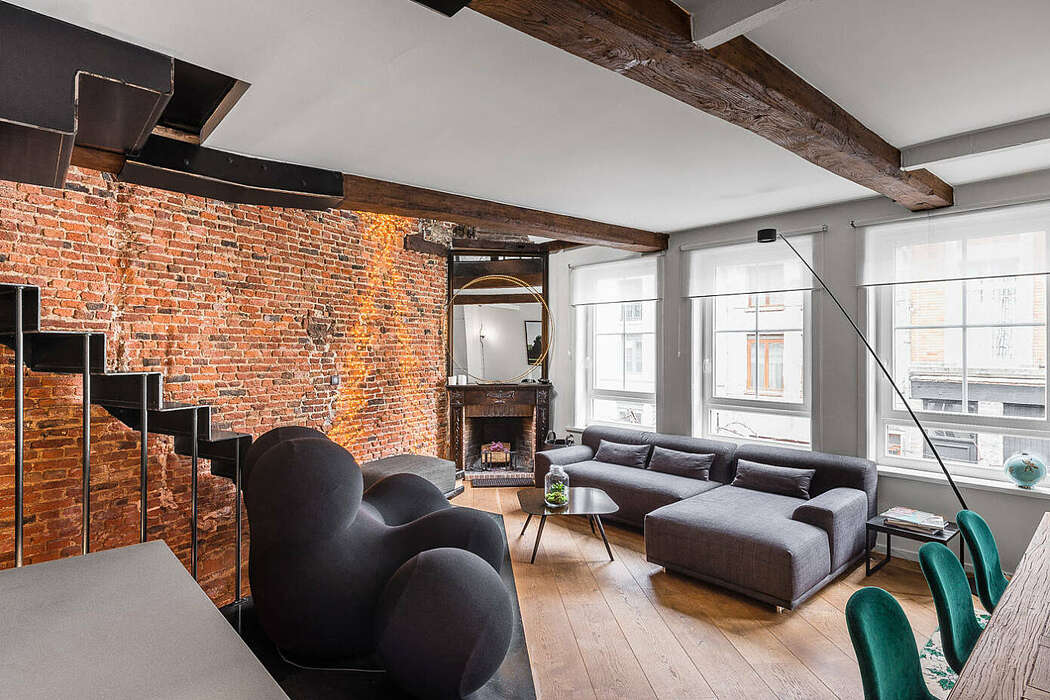 Apartment in Lille by Maison Touro