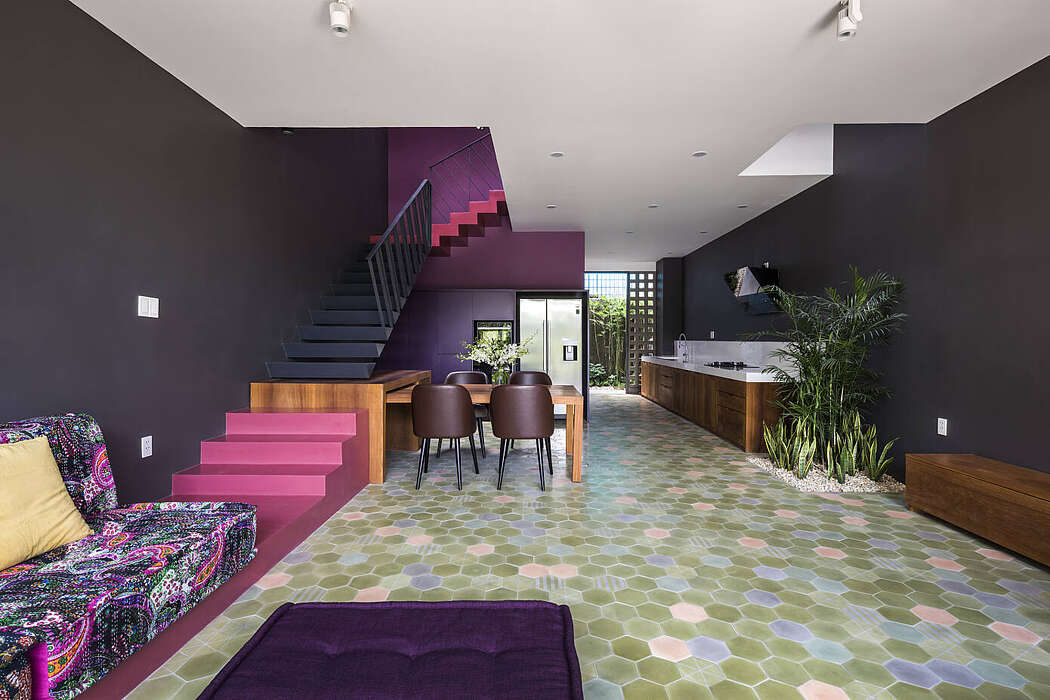Pattern House by MM ++ Architects