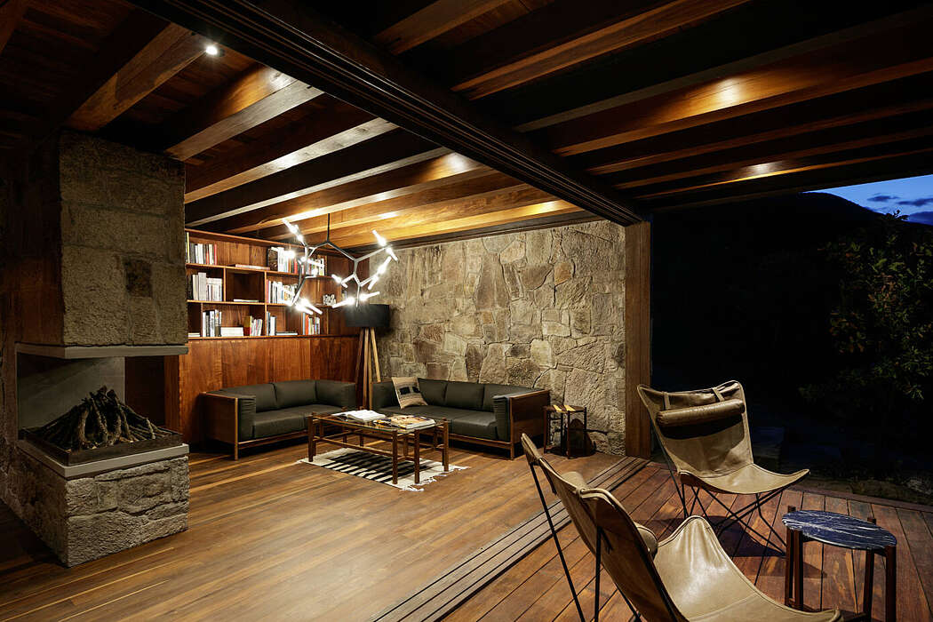 Teitipac Cabin by Lamz Arquitectura