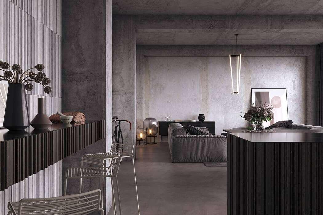 Apartment in Copenhagen by 2prostory