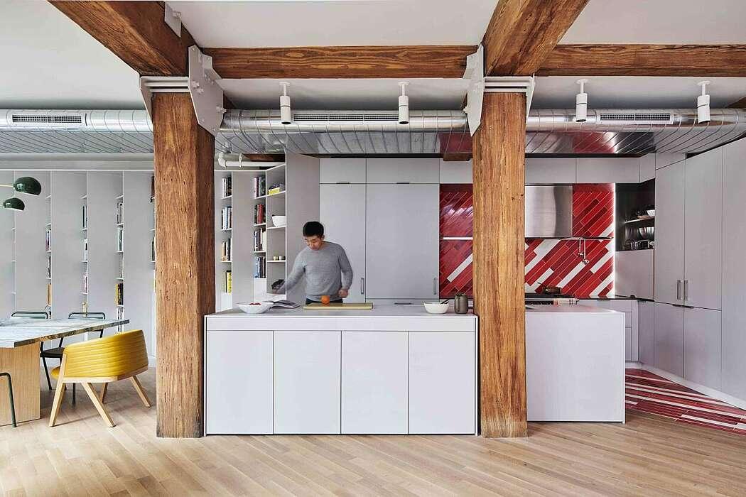 Publisher's Loft by Büro Koray Duman Architecture