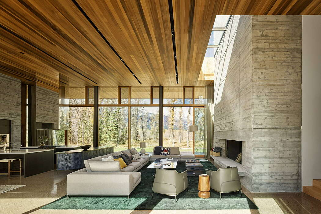Riverbend Residence by CLB Architects