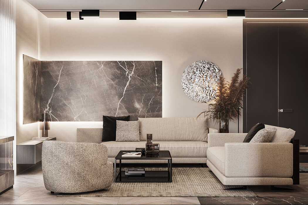 Apartment in Berlin by Dezest