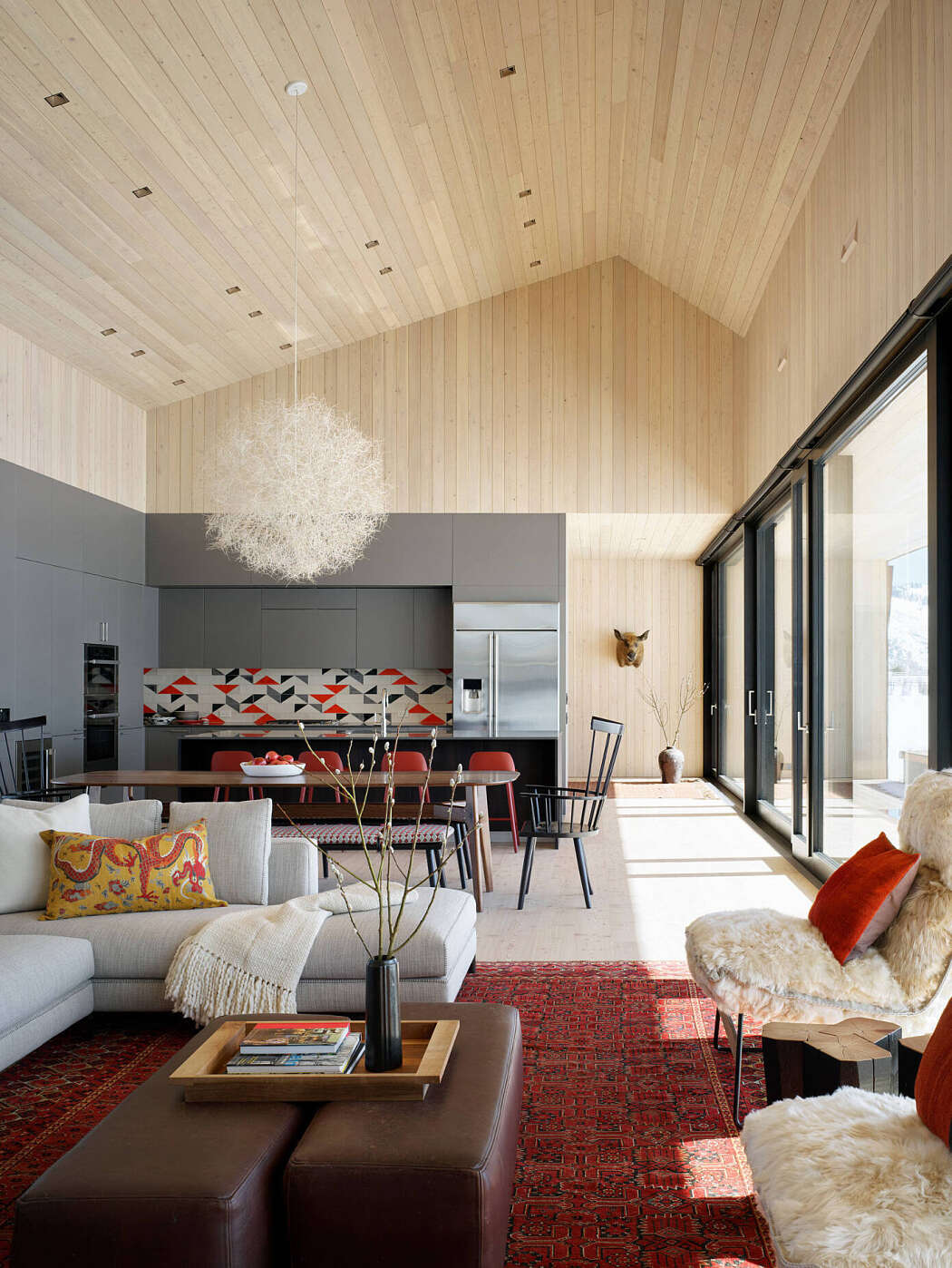 Dogtrot by Carney Logan Burke Architects