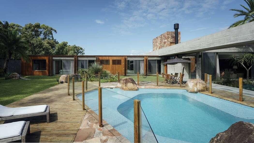 Casa Charqueadas by RMK! Arquitetura