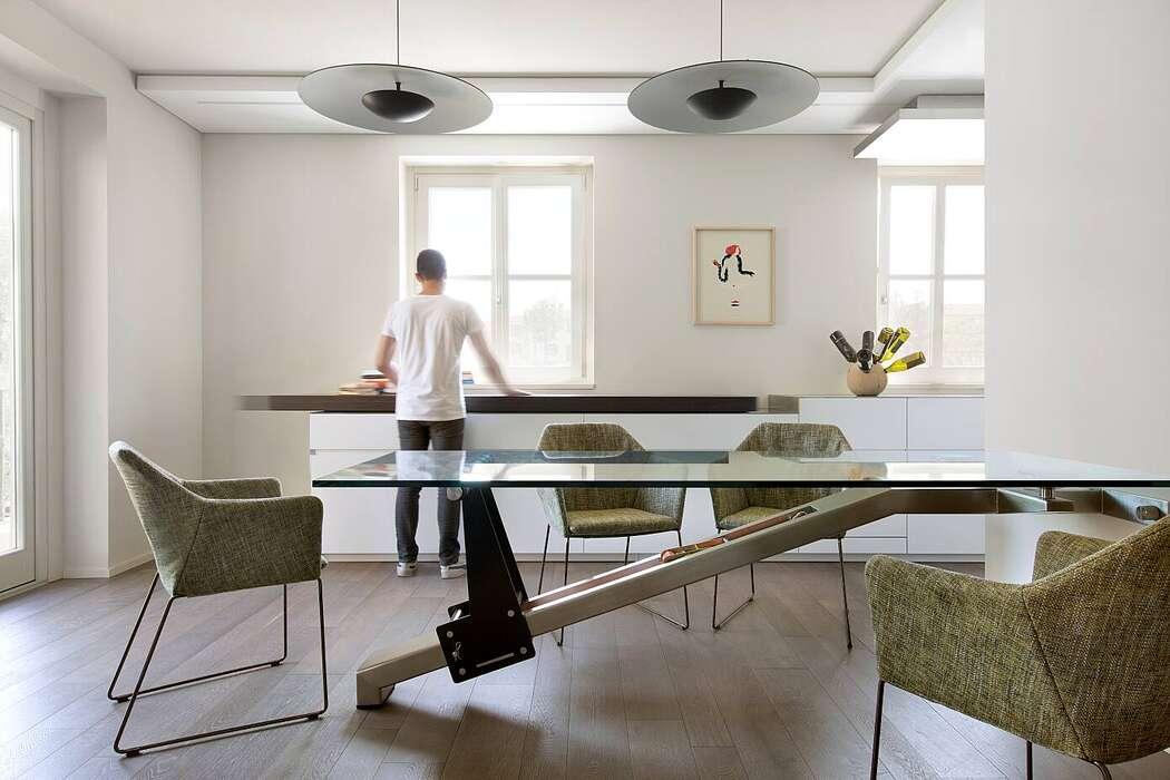 CIS Apartment by Damilanostudio Architects