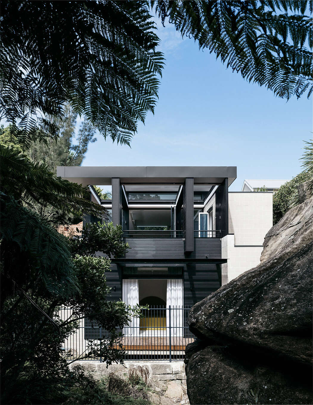 Park House Woollahra by Porebski Architects