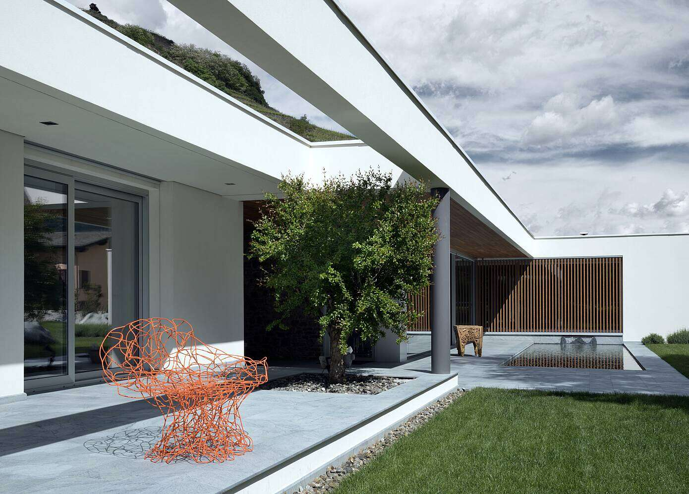Villa Geef by DamilanoStudio Architects