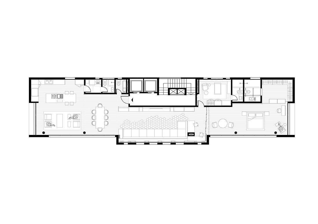 Lageado Apartment by BUILT