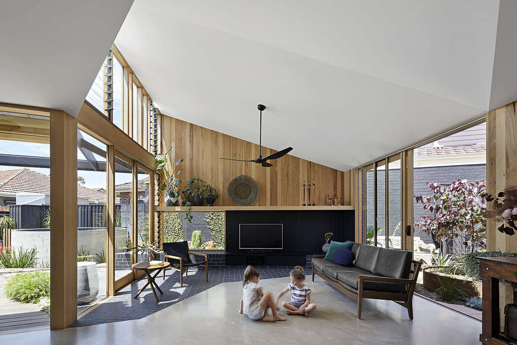 Bent Annexe by Bent Architecture