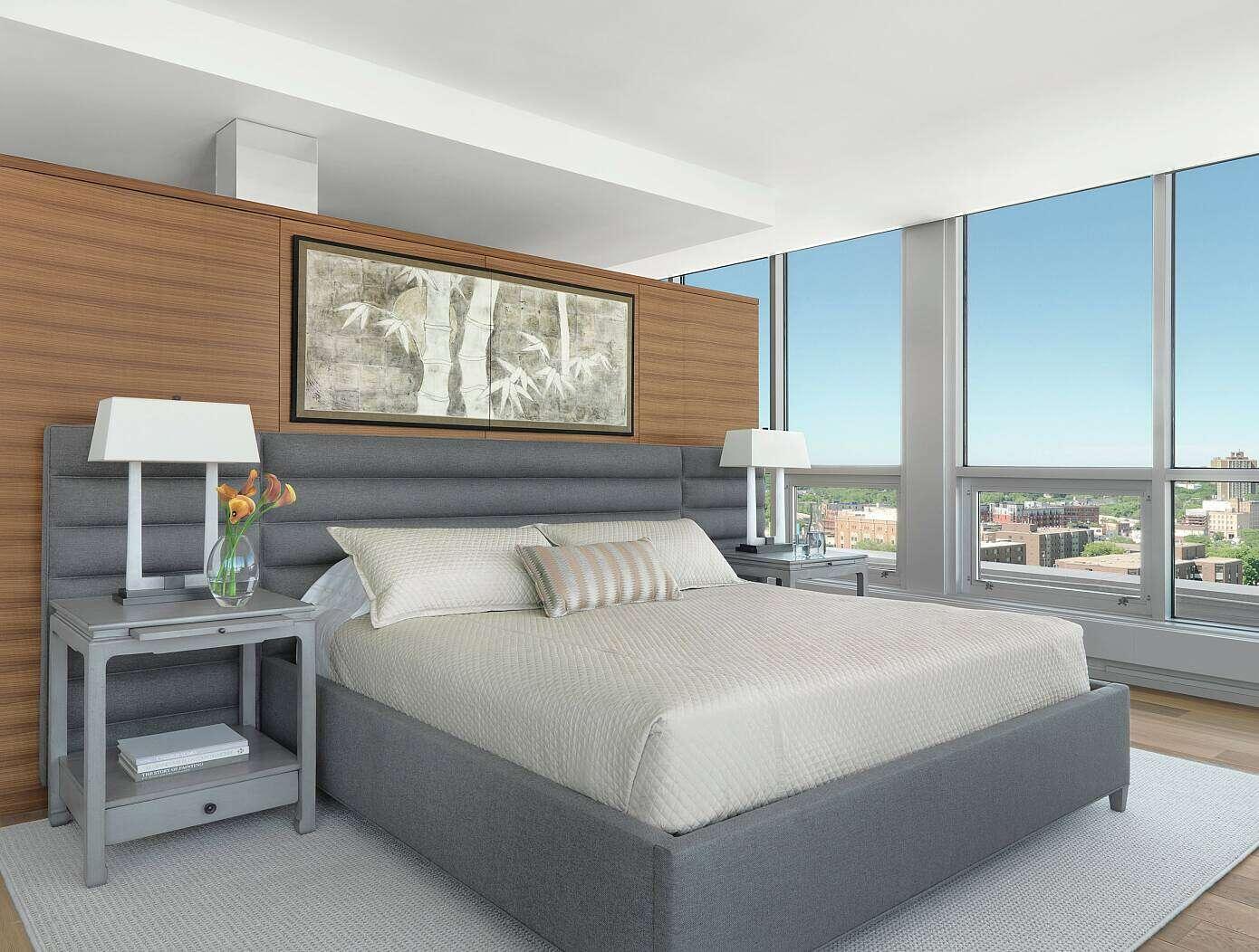 Spectacular Penthouse by Castle Design