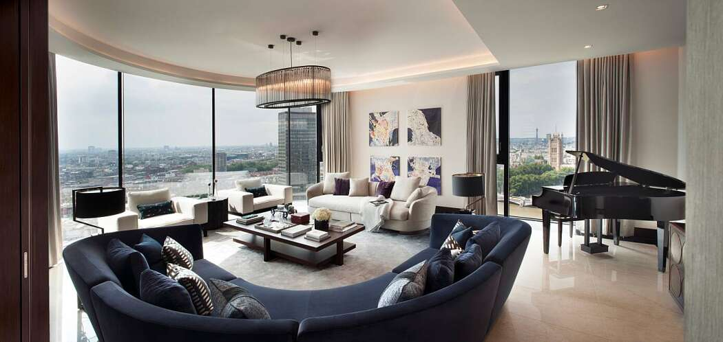 Corniche Penthouse by TG-Studio