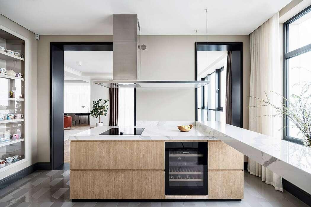 29th Apartment by Balbek Bureau