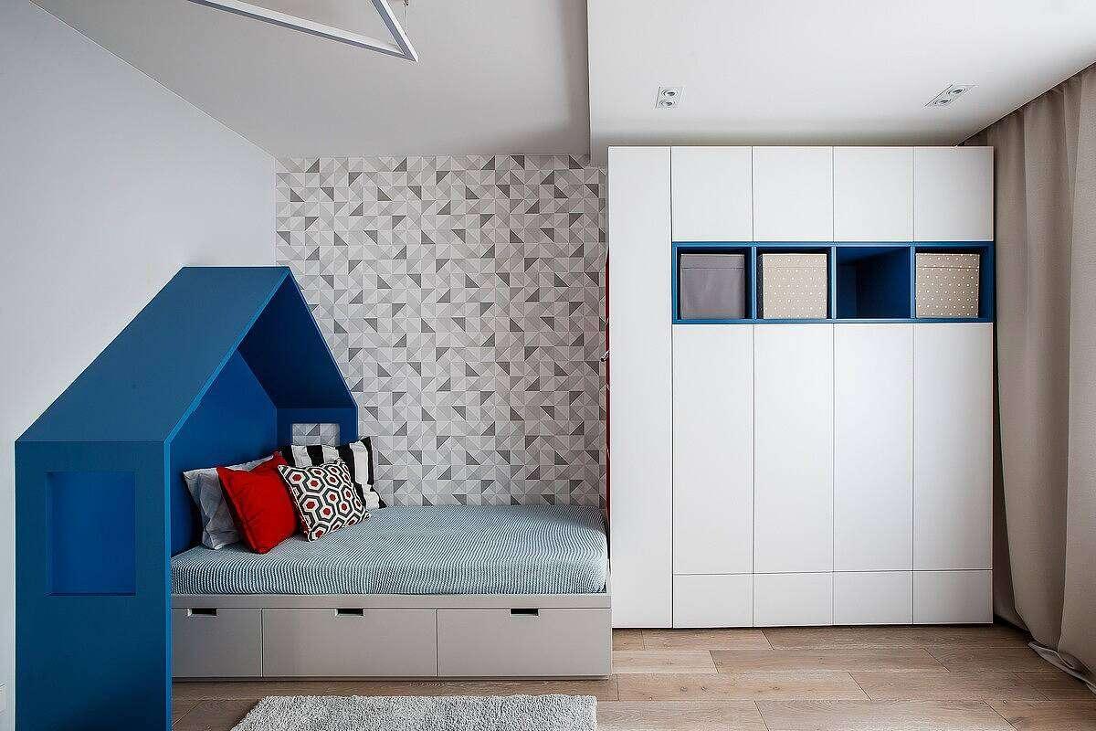 Modern Apartmet by Derebas Wood