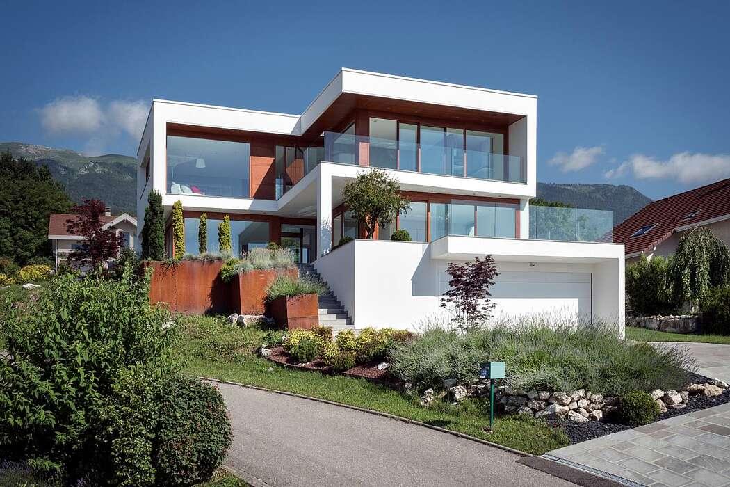 Elle Maison by Damilanostudio Architects