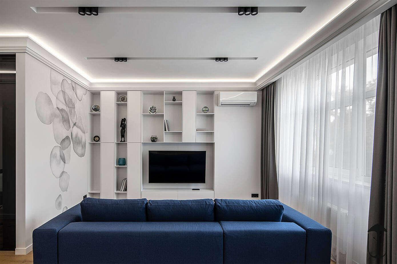 Apartment in Kiev by Dinara Yusupova