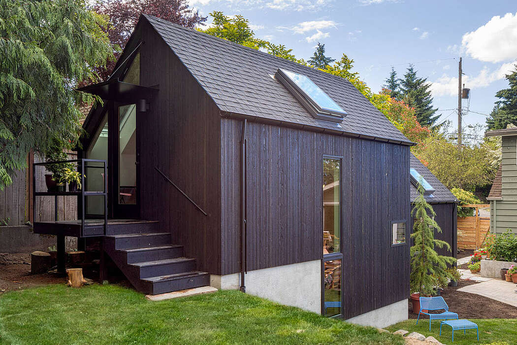 Granny Pad by Best Practice Architecture