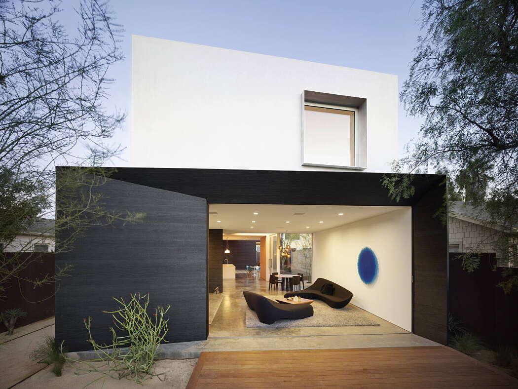 Spectral Bridge House by Ehrlich Yanai Rhee Chaney Architects
