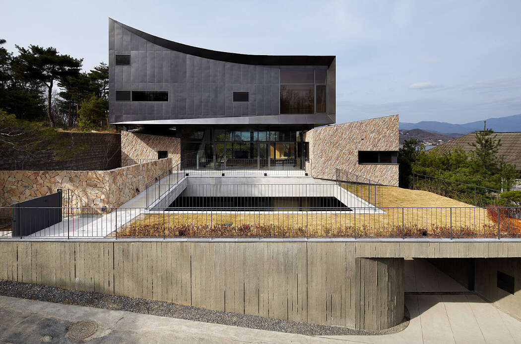 Yangpyeong House by ANM