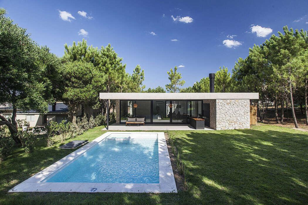 Casa C by Estudio PKA