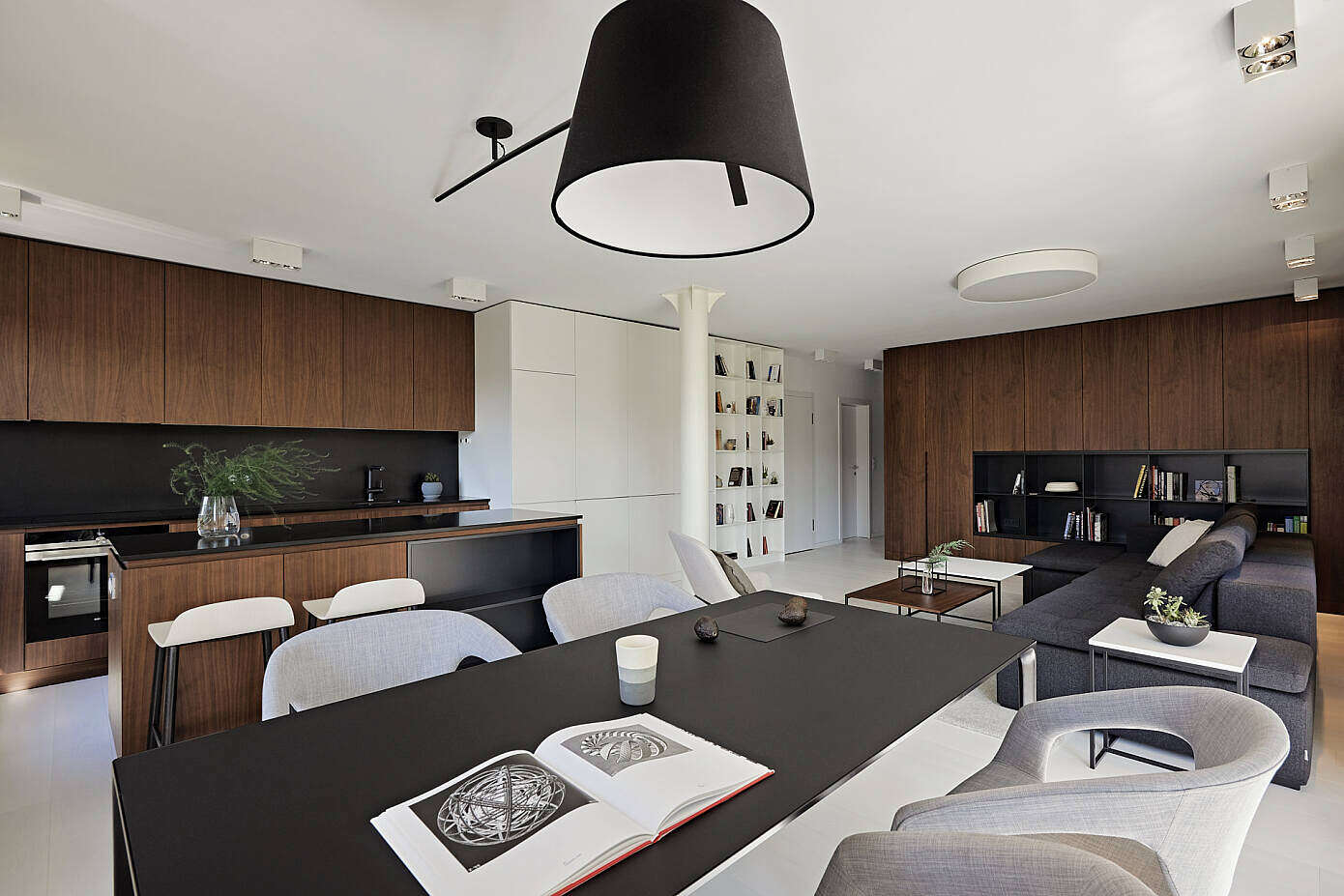 Airy And Spatious by Fimera Design Studio