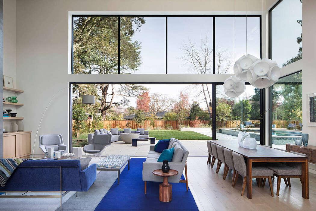 Menlo Park V by Stephanie Zaharias Design