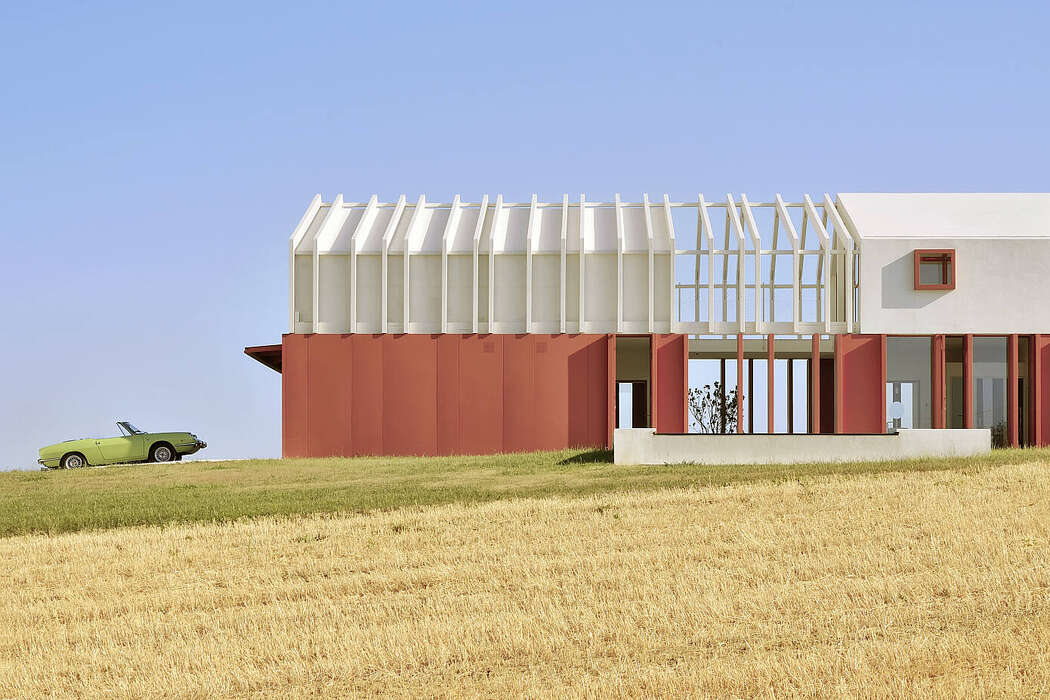 Border Crossing House by Simone Subissati Architects
