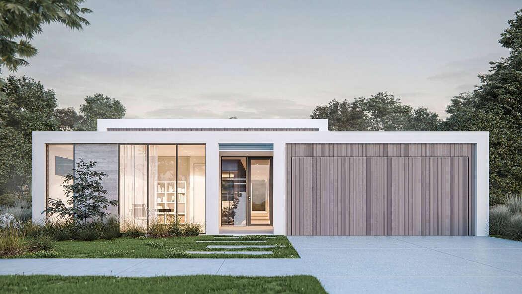 Karakter Residence by Howes & Homes Designs