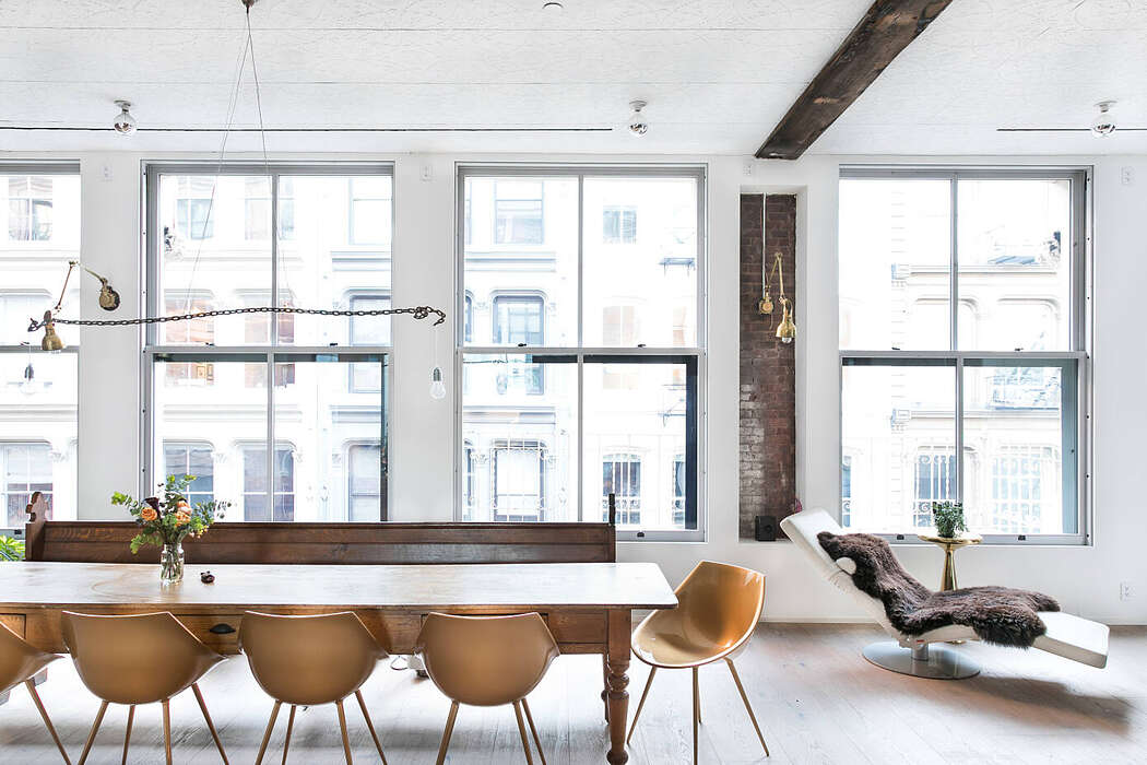 Loft in Tribeca by Day's End