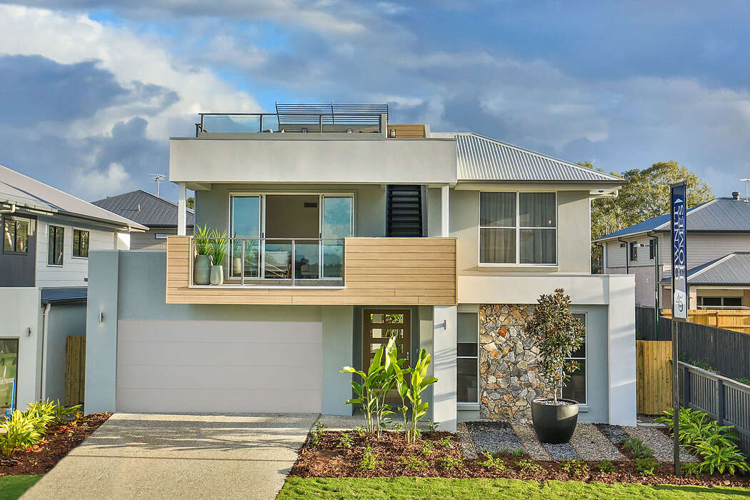 Skyview with Roof Terrace by Ownit Homes