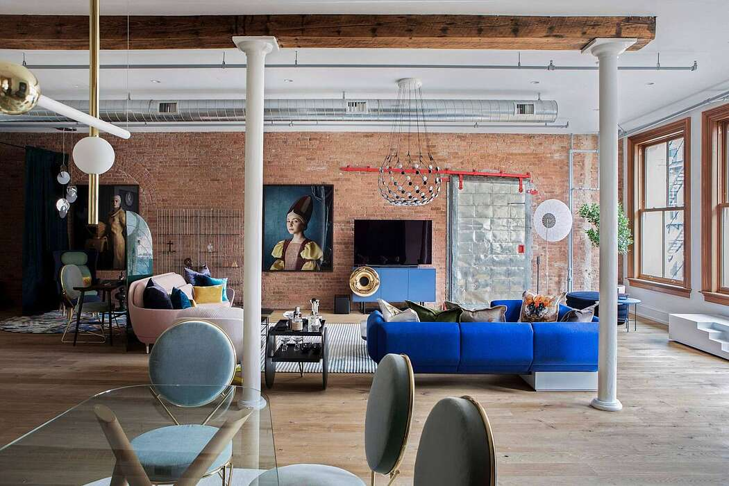 SoHo Loft by Studiolav