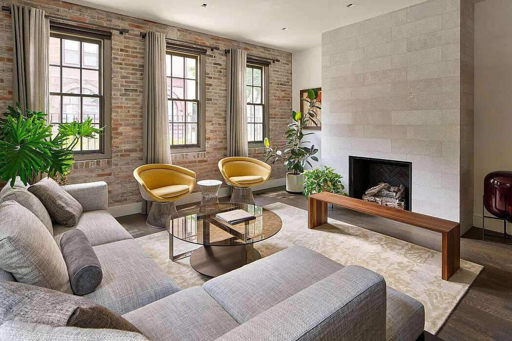 Fitler Square House by k YODER design