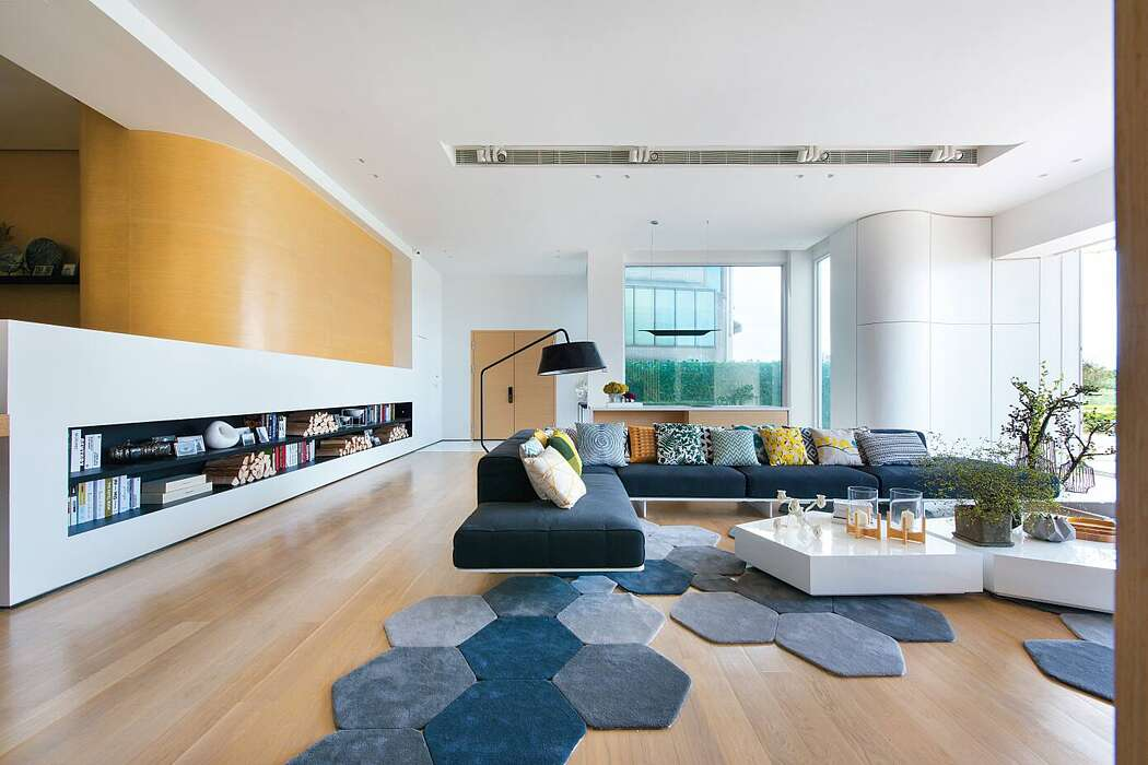 Taipa Island House by Millimeter Interior Design Limited