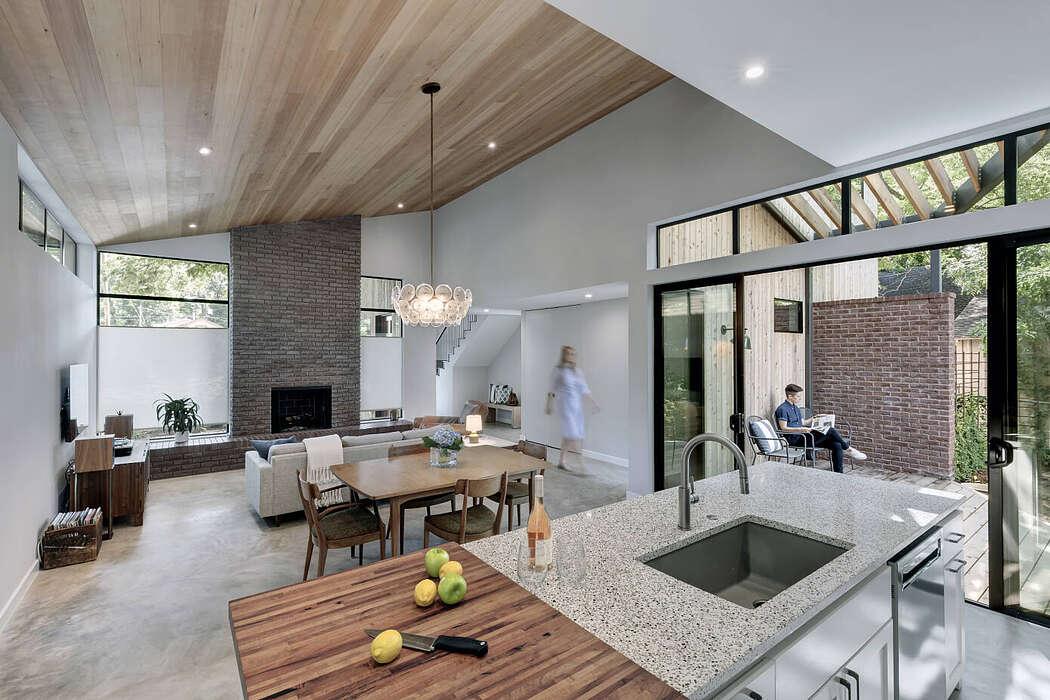 Hewn House by Matt Fajkus Architecture