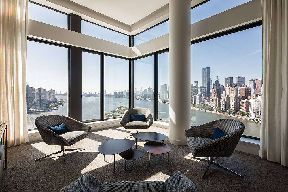 Cornell Tech The House by Handel Architects